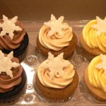 00 - 1 Snowflake Cupcakes