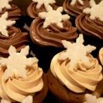 00 - 1 Snowflake Cupcakes too