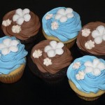 00 - a Flower cupcakes