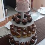 00 - a a Seashell cupcakes
