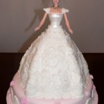 01.5 Bridal Lace Barbie