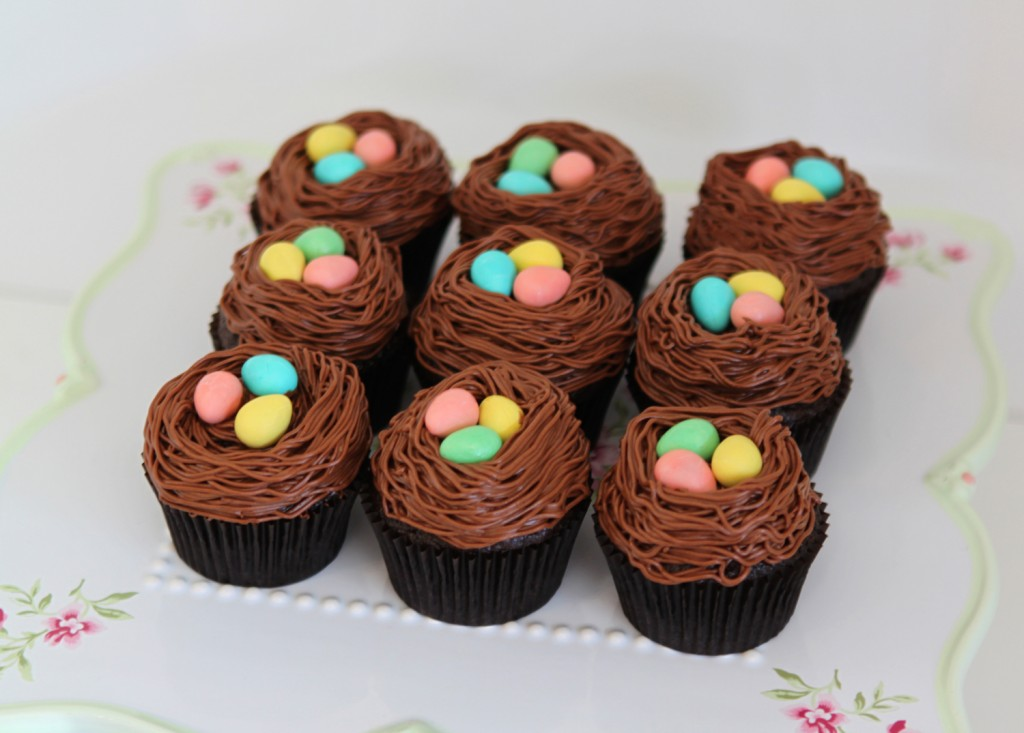 Easter Cupcakes small